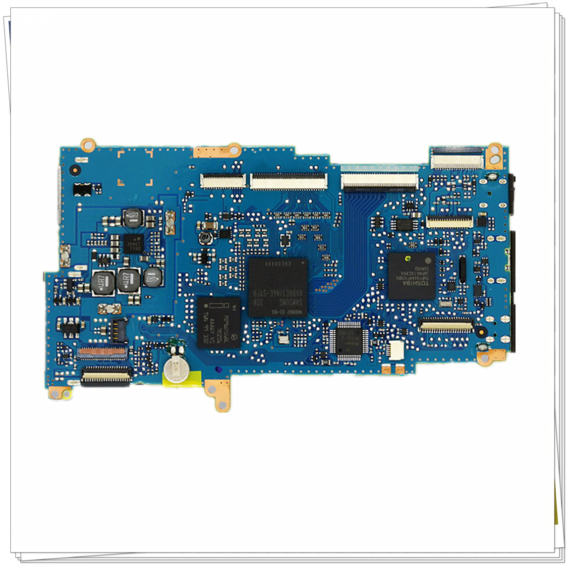 цены 100% original D7100 motherboard for NIKON main board mainboard SLR digital camera free shipping