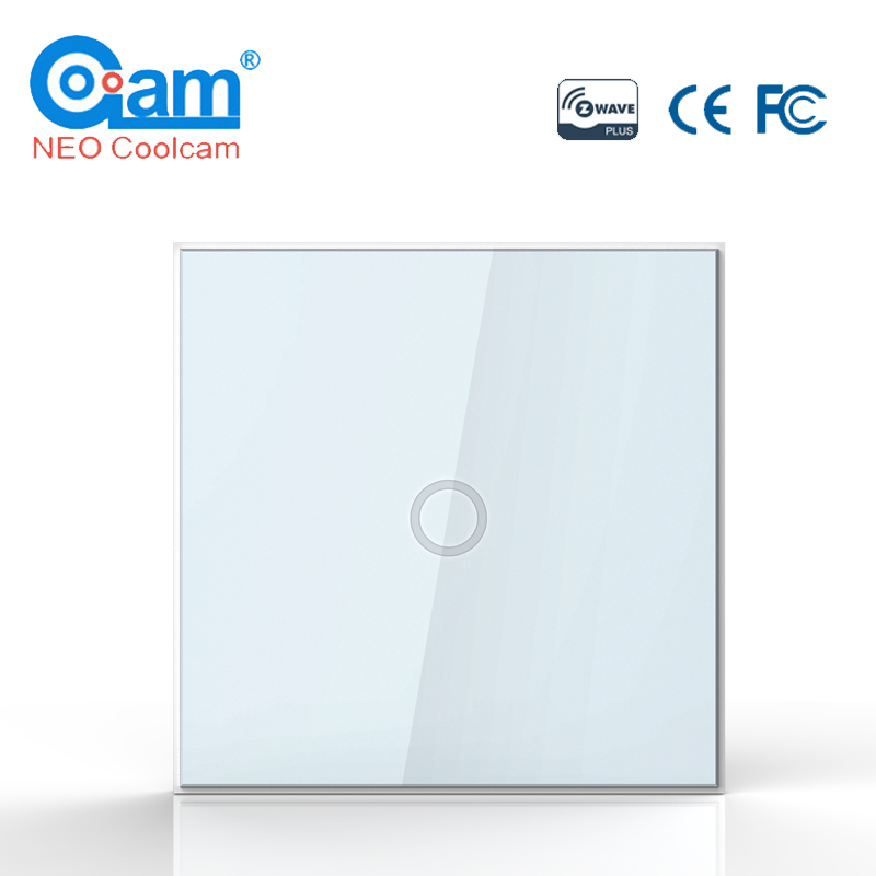 Security & Protection Neo Coolcam Wifi 1ch Wall Wifi Light Switch Glass Panel Touch Led Lights Switch For Smart Home Wireless Remote Switch Control Terrific Value
