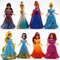 Disney Brinquedos Do Miúdo Top Marca de Moda Desigual Crianças Brinquedos Figuras de Ação Anime Brinquedos Juguetes Congelado Princesa Elsa Anna Ty861