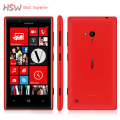 "original Hot Sale 1080p Color 4.3"" Original Nokia Lumia 820 Mobile Phone for Windows Phone 8 8gb Rom Camera 8.0mp Freeshipping"