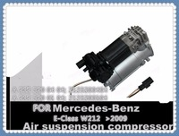 free shipping for Mercedes benz CLS Class C218 w218 suspension air compressors pump E Class W212 s212 rebuild