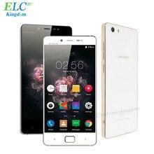 Original Leagoo Elite 1 Teléfono Móvil 5.0 pulgadas MTK6753 Octa Core 3 GB + 32 GB del Androide 5.1 OTG Lector De Huella Dactilar 4G FHD 16MP Smartphone