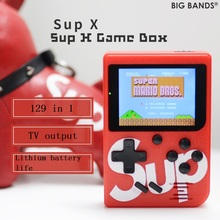 Video game Handheld game console retro classic color screen trend handheld mushroom game machine arcade