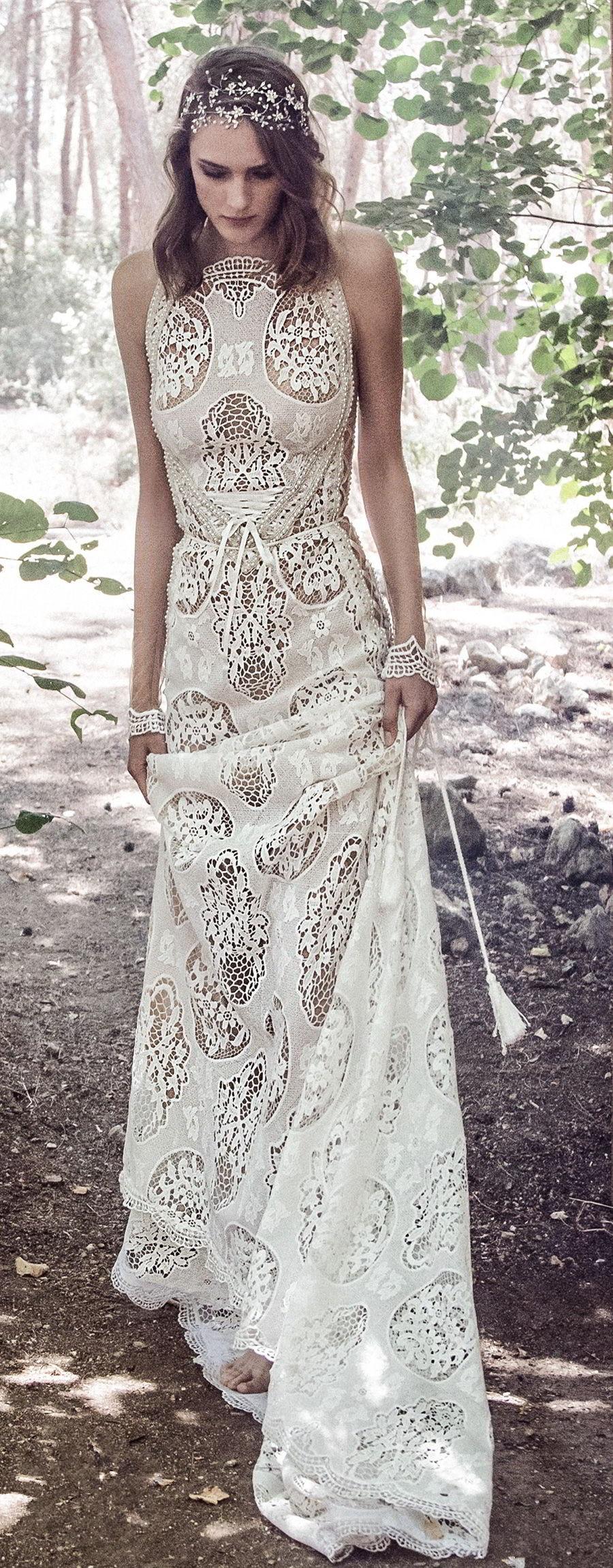 galia-lahav-gala-4-2018-bridal-sleeveless-halter-neck-full-embellishment-elegant-bohemian-soft-a-line-wedding-dress-mid-strap-back-short-train-905-mv