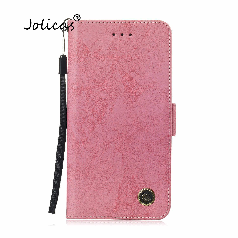 Business PU Leather Flip Phone Bag For cellular Huawei Nova 3i Caso Squishy Phone Cases Case sFor Huawei etui P Smart Plus