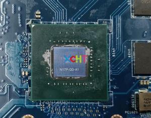 Image 4 - デルの Xps 15 9560 YV12N 0YV12N CN 0YV12N CAM00/01 LA E331P i5 7300HQ GTX1050 4 ギガバイトのノートパソコンのマザーボードマザーボードテスト