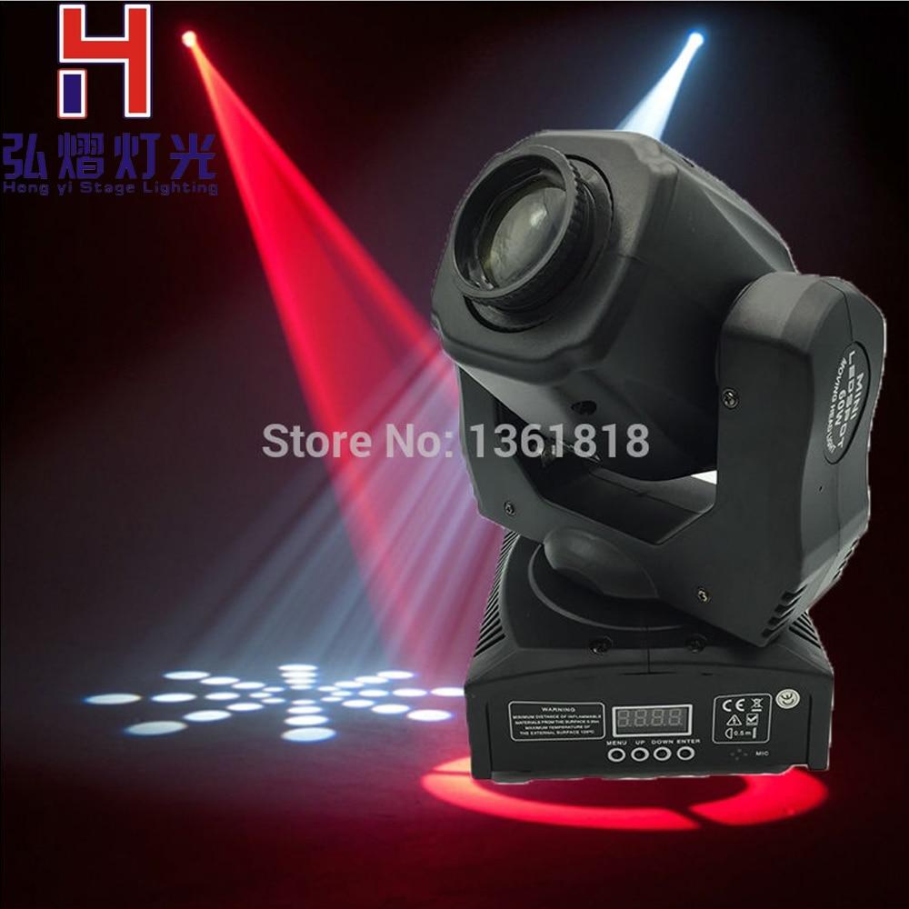 (1 pieces/lot) High Quality 60W LED Moving Head Spot Light Led Moving Head Beam dj equipment DMX512 China 60w gobo moving heads