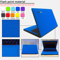 2017 Pure Color ABC Sides Laptop Sticker Dustproof Skins Decal Stickers For Lenovo B450 Yoga 4