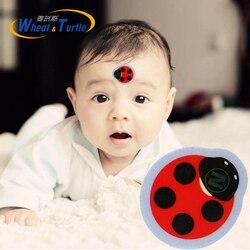 4pcs lot baby cartoon forehead lcd thermometer high precision forehead thermometer no mercury battery health body.jpg 250x250