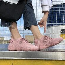 YALNN Giày cho Nữ Giày Nữ Giày Chun Giày Nữ Màu Trắng Dành Cho Nữ Đế Giày Wedge Vulcanize Giày