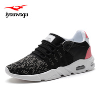 Men Breathable Running Shoes 2017 New Arrivals Outdoor Sports Men Brand Design Fall Track Shoes Sneakers