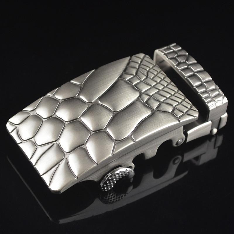 Line Automatic Belt Buckle Men's Belt Buckle Leisure Head Business Accessories Automatic Buckle Width Luxury Fashion LY186934