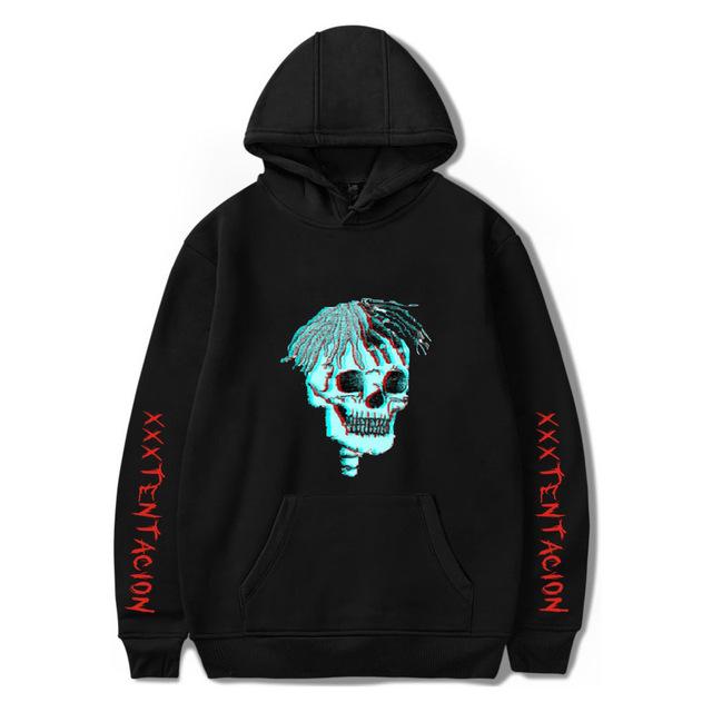 Fahsion Casual Revenge hoodie men Hip Hop Letter print xxxtentacion hoodie women pullover sweatshirts