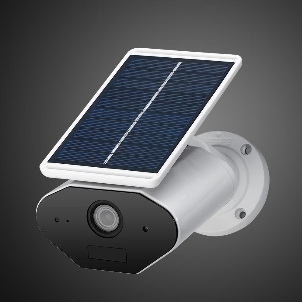 Kerui HD Outdoor Solar Powered Security Camera wireless CCTV Camera Solar WiFi Camera 1 3MP Waterproof