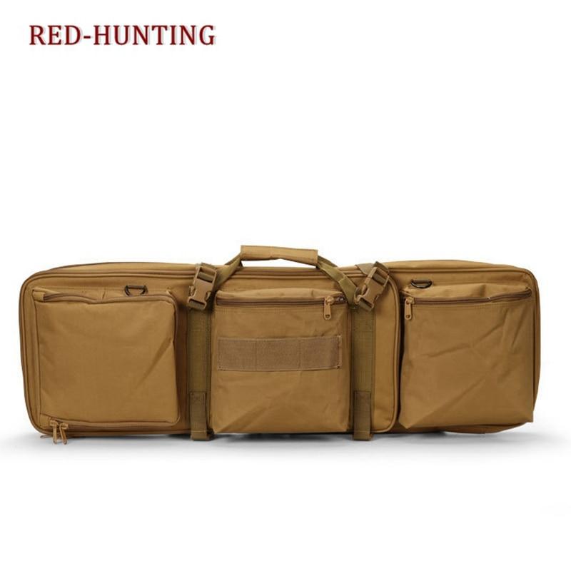 33 Inch/85cm Gun Case Hunting Tactical Rifle Shotgun Accessories Shoulder Carrying Bag Backpack