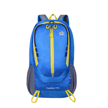TANLUHU Waterproof Sport Backpack School Backpack Multi-pocket Travel Bag Outdoor Training Backpack Foldable Bag Men Women
