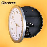 Secret Hidden Safe Wall Clock Home Money Jewellery Stuff Creative Home Gifts