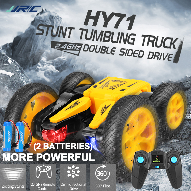 Radio Controlled Cars Stunt Drift Deformation Buggy Car Rock Crawler Machine Battery Operated Robot Rc Car Remote Control Car