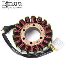 BJMOTO 31120-MEE-003 Motorcycle Magneto Generator Stator Coil For Honda CBR600RR CBR600 F5 CBR 600 RR 2003-2006 motorcycle headlights headlamps head lights led lamps assembly for cbr cbr600rr cbr600 f5 2003 2004 2005 2006 supermoto