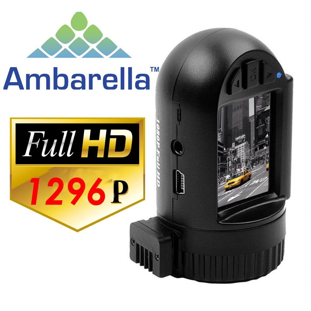 1 5 LCD Original Ambarella A7LA50D Super HD 1296P Mini 0805 Car DVR Camera Dash Cam