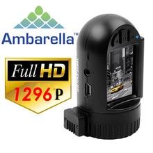 1.5″ LCD Original Ambarella A7LA50D Super HD 1296P Mini 0805 Car DVR Camera Dash Cam Auto Video Registrator Car GPS Logger + WDR