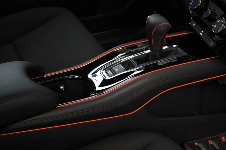 Auto styling interieur bekleding Voor Vauxhall Opel Corsa Astra ...
