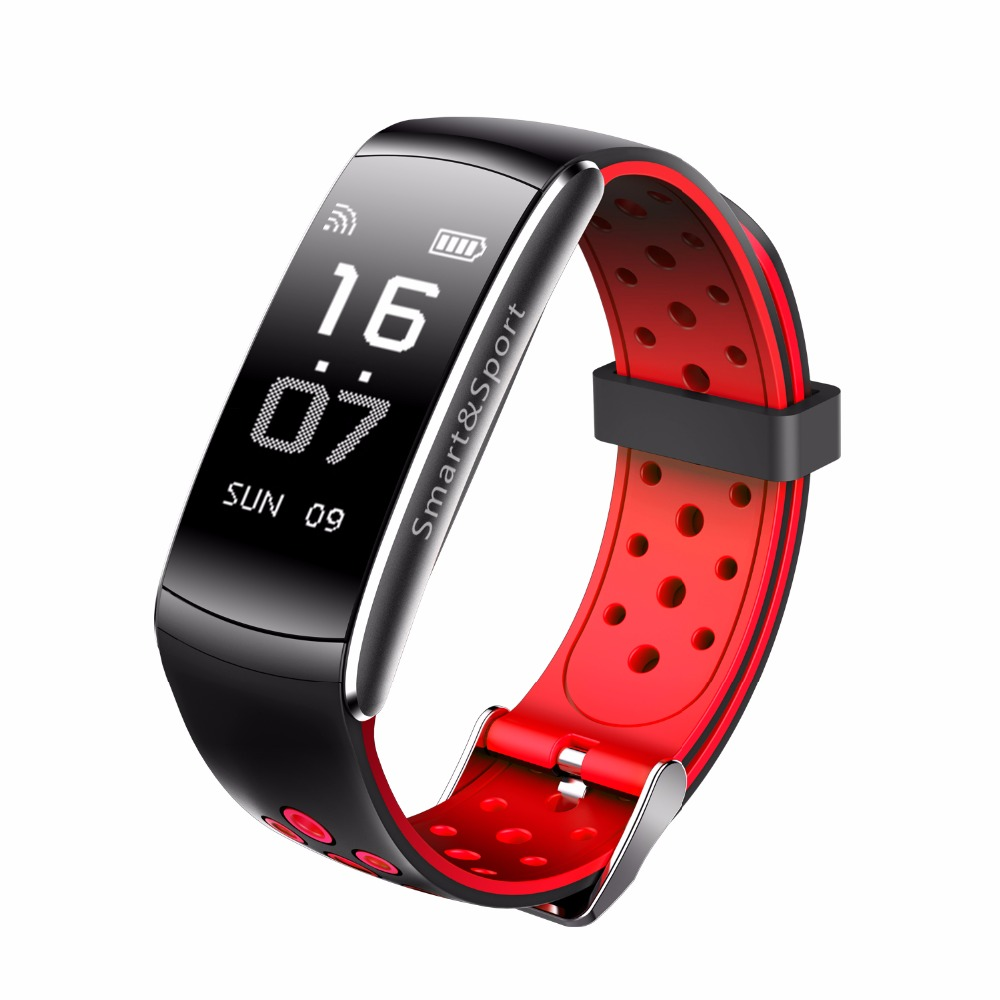 2018 New Smart Watch With Heart Rate Monitor Pedometer Cycling Fitness Tracker Bracelet Reminder Smartwatch for iphone Android2018 New Smart Watch With Heart Rate Monitor Pedometer Cycling Fitness Tracker Bracelet Reminder Smartwatch for iphone Android