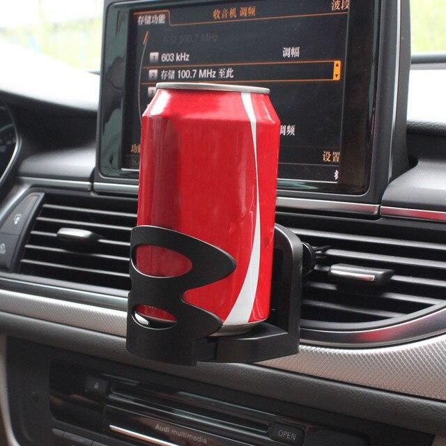 Auto Air Vent Outlet Montieren Tassen Flasche Getränke Schwarz ...