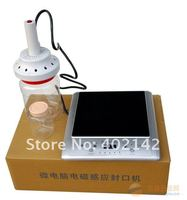 Free Shipping By DHL FEDEX Hot Sale Mnaual Induction Sealer Bottle Sealing Machine 100 Warranty Sealing