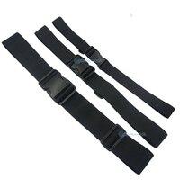 1 teile/los Nylon Einstellen Tasche gürtel schnalle Gepäck Strap 25mm 38mm 50mm Reusable Krawatte Haken für reise taschen paket