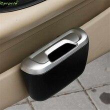 Cls Nice Mini Auto Car vehicle Trash Rubbish Can Garbage Dust Case Holder Box Jun15