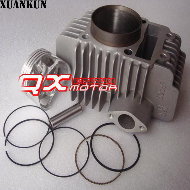 Xuankun  160 cylinder 160 off-road motorcycle cylinder piston cylinder cushion