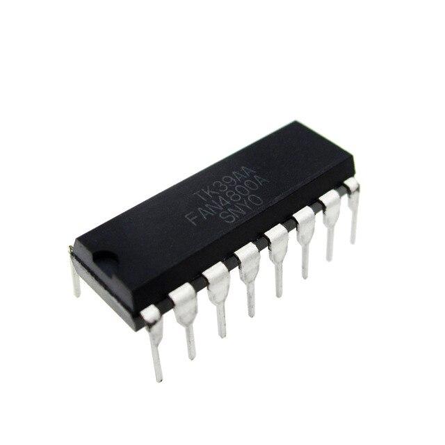 FAN4800A FAN4800 IC DIP-16 (5 stks/partij)