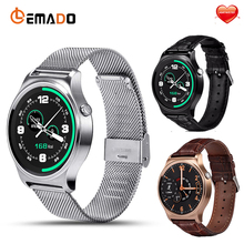 Lemado GW01 Bluetooth Smartwatch Smart watch with Heart rate monitor Remote Camera wristwatch for apple huawei IOS Andriod OS