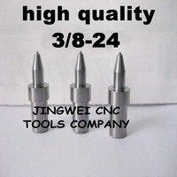 Hartmetall fluss drill America system UNF 3/8-24 (9mm) rund, form bohrer für edelstahl