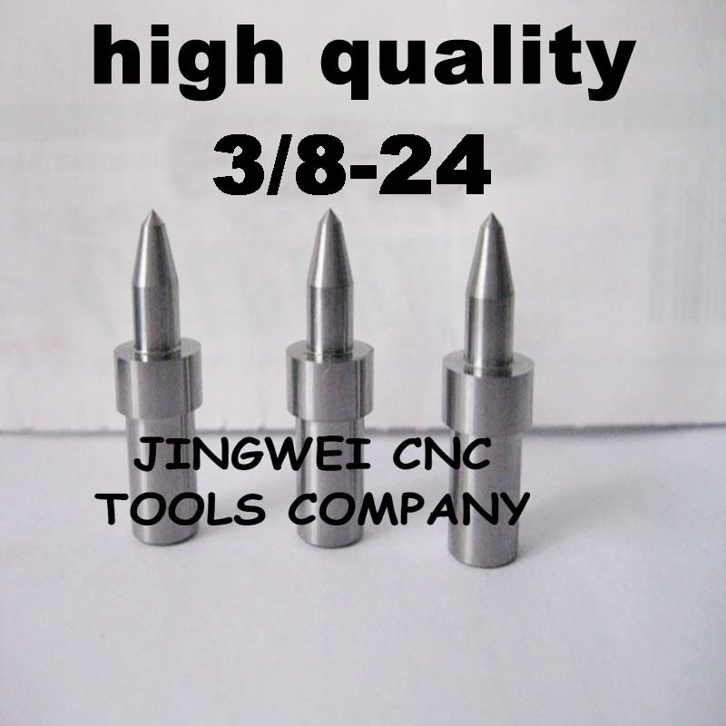 Tungsten carbide flow drill America system UNF 3/8-24 (9mm) round type, form drill bit for stainless steel 60mm tungsten carbide tipped stainless