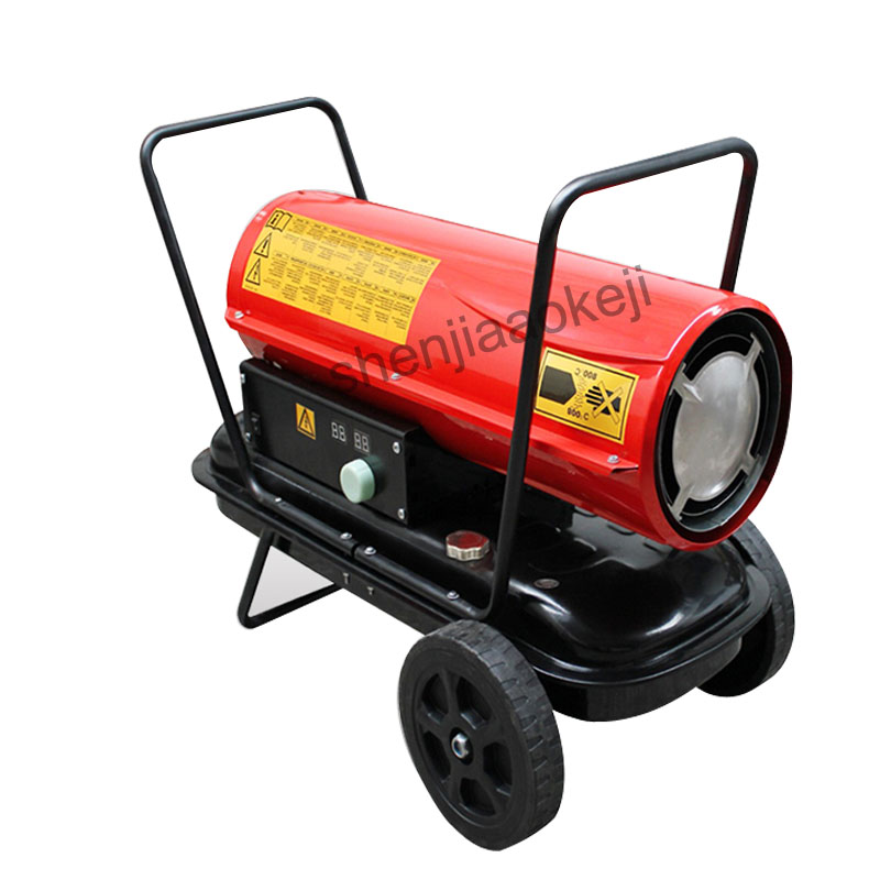 Industrial high-power fuel heater Air Heaterfactory workshop greenhouse cultivation diesel hot air dryer drying stove 1pc aliexpress no 1 free shipping fuel tank heater 12v 50w for diesel car