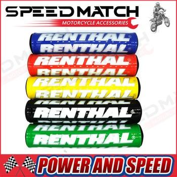 "Almohadillas de manillar alargadas de 250mm, agarre deslizante de 7/8 ""para motocicleta CRF RMZ KTM YZF ATV, Motocross Enduro SM"