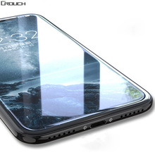 Twitch 2.5D 9H tempered glass For iphone X 4s 5 5S  SE 6 6s 7 8 Plus Ten screen protector protective guard film front case cover