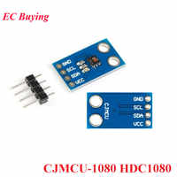 HDC1080 CJMCU-1080 High Precision Temperature and Humidity Sensor Module Wiresless Sensor Electronic DIY For Arduino