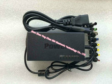 L'UE Universel Pour Ordinateur Portable Chargeur adaptateur câble d'alimentation 96 W Puissance Chargeur D'alimentation Portable Ordinateur Adaptateur