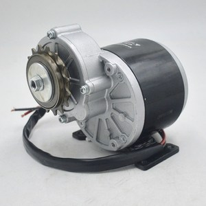 Image 2 - 24 v 36 v 350 ワット電動自転車自転車モーター変換キット電動ディレイラーエンジンセット可変倍速自転車