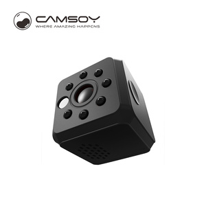 Camsoy 015 Mini Camera Endoscoop 1080 P Camcorder Infrarood Motion Sensor Micro Digitale Camera Voor Home Office Security Alarm Cam