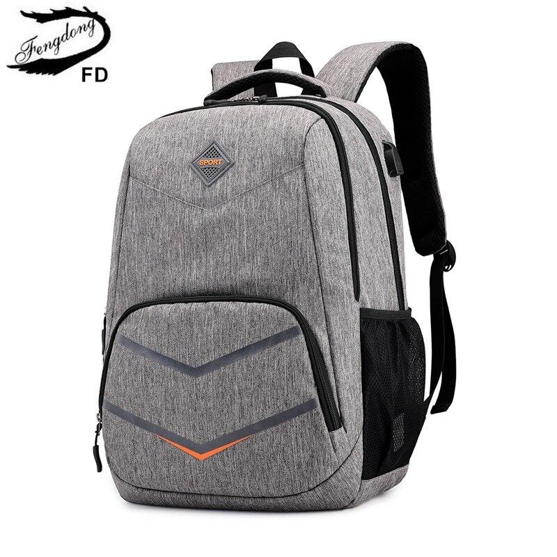 FENGDONG stiilne  kooli- ja seljakott