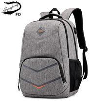 f70f87042b2c5 FengDong torby do liceum dla nastoletnich chłopców podróży plecak chłopiec  torba na laptopa 15.6 dla dzieci