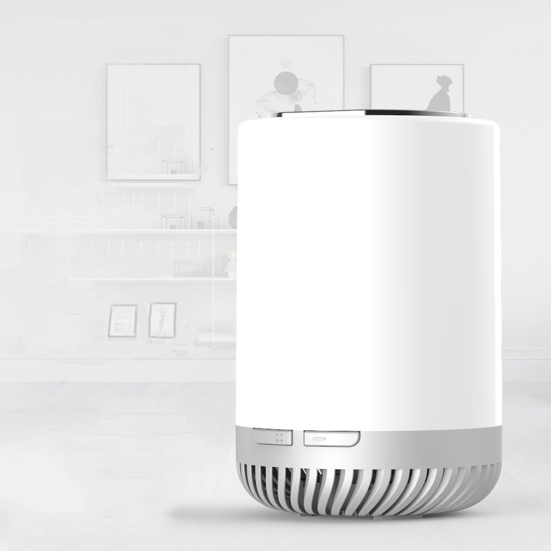 цена на Telecontrol Negative Ion Minitype Air Purifier Air Cleaner  Remove Formaldehyde Pm2.5 Gift For Car Home Office Bedroom