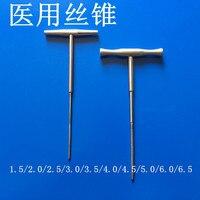 High Quality T handle Bone Taps Orthopedics Veterinary instrument