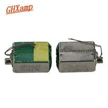 GHXAMP DTEC 31116 Composite double unité de fer mobile moyenne basse fréquence casque haut parleur unité peut intégré 535 boîtier bricolage