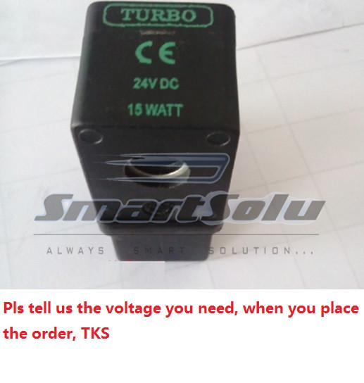 Free Shipping ?PCS Electric DIN solenoid Coils for TURBO pulse solenoid Valve , pulse valve solenoid typeFree Shipping ?PCS Electric DIN solenoid Coils for TURBO pulse solenoid Valve , pulse valve solenoid type