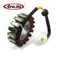 Arashi GSXR 750 01 05 Stator Coil Motorbike Engine Generator Coils For SUZUKI GSX R GSX750R GSXR750 2001 2002 2003 2004 2005